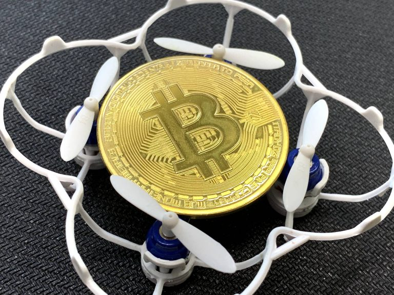 Bitcoin On Tiny Drone